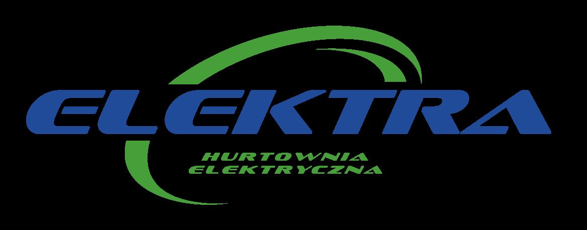 Logo hurtownia elektryczna elektra